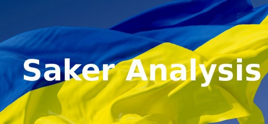 Ukrainian analysis by the Saker: no hope for peace left