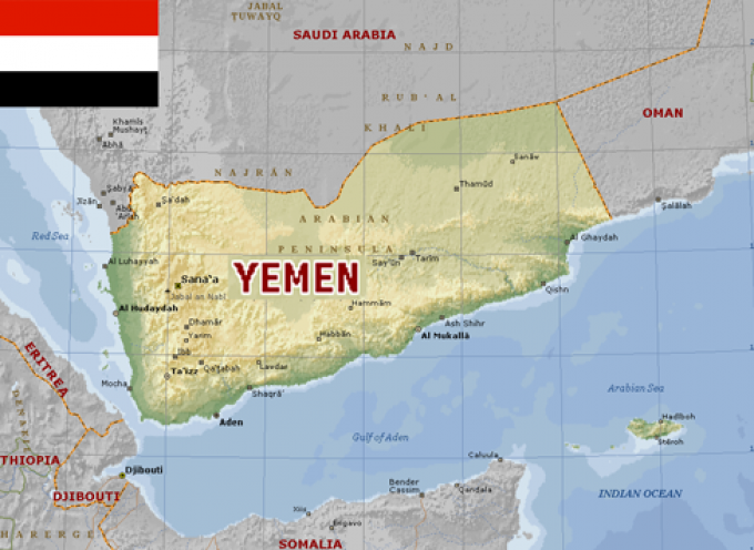 European Department for Security and Information : Houthis have long-range weapons