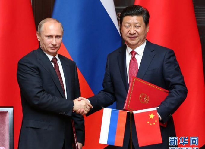 Chinese President Xi On Russia's Role in Crushing Fascism