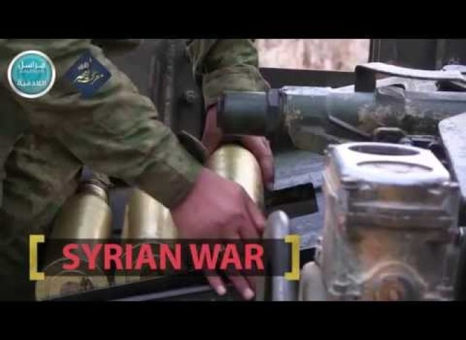 SouthFront Foreign Policy Diary – Syrian War