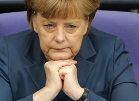 Is Germany losing yet another world war?