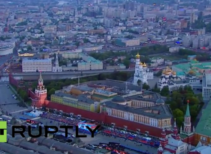 Victory Day Mega Concert in Moscow