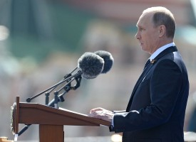 President Putin's speech on Victory Day 2015