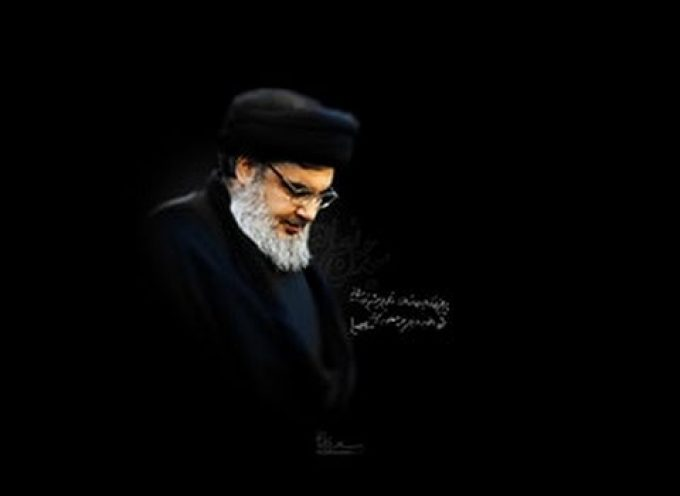 Sayyed Hassan Nasrallah: Movement is determined to clear Takfiri terrorists from Lebanon's borders