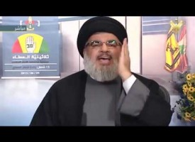Hassan Nasrallah: In any upcoming war, Hezbollah will displace millions of Israelis