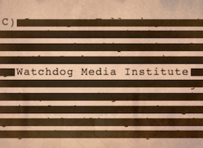 Interview with Chris of the Watchdog Media Institute