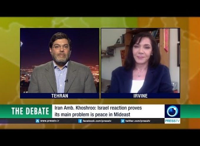 The Debate – Nuclear resolution, with Soraya Sepahpour-Ulrich