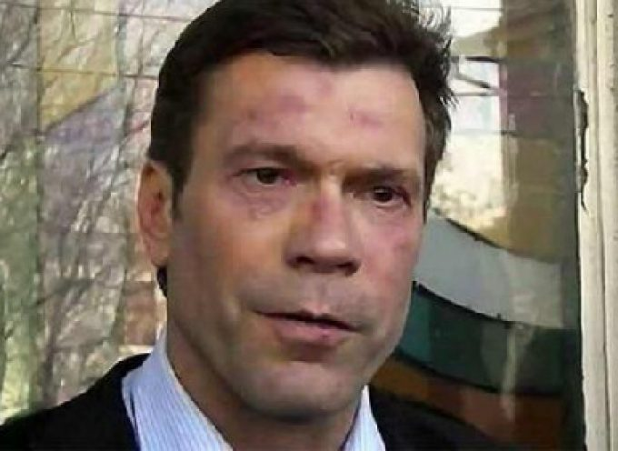 Oleg Tsarev on the current situation in the Donbass and in Ukraine
