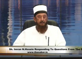 Community news: Sheikh Imran Hosein needs help & SouthFront is censured (again!)