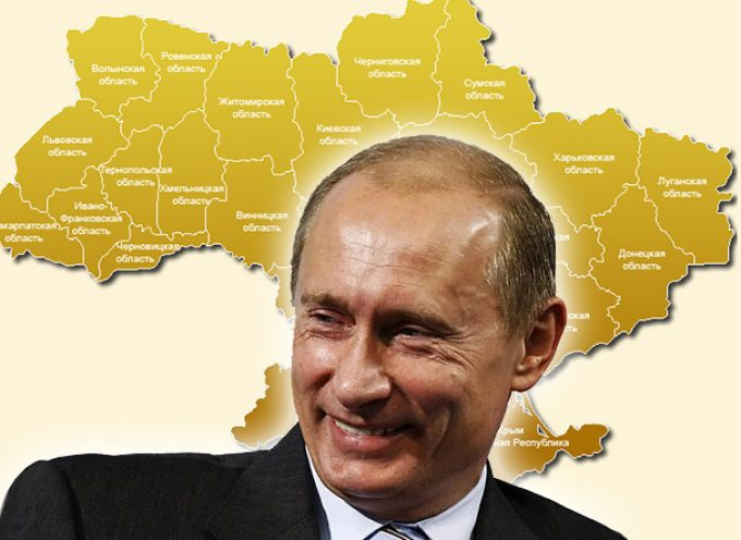 Treason of the century! 84% of Ukrainians would trust Putin to run their country!