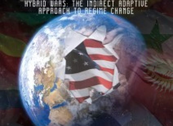 Hybrid Wars: The Indirect Adaptive Approach To Regime Change