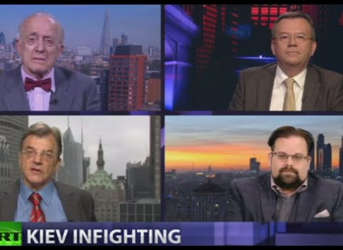 CrossTalk: Kiev Infighting