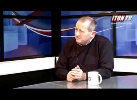 "Yakov Kedmi: Ukraine, NATO, and ""moral values"" of New York Times (MUST WATCH for Jew-haters!)"