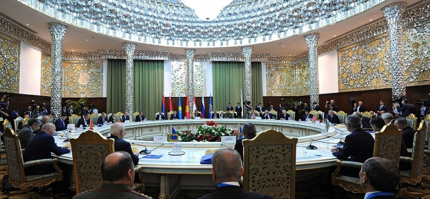 Speech of Vladimir Putin before the Collective Security Treaty Organisation's Collective Security Council in Dushanbe