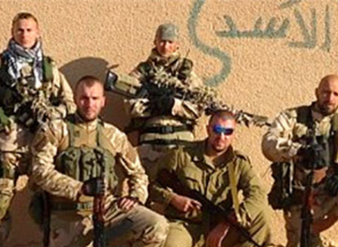 "A Russian-Syrian volunteer talks about his experience in the ""Shabiha"" pro-Assad paramilitary"