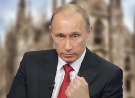 Vladimir Putin interview with the Russian media