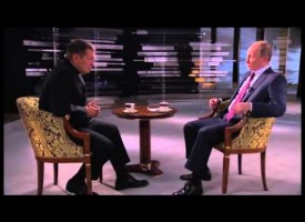 Exclusive Vladimir Putin Interview to Vladimir Solovyov | Eng Subs