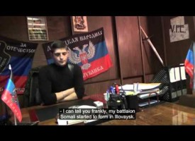 VPE Special: Interview With Battalion Commander Givi
