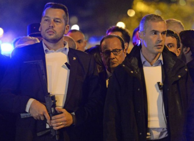 A warning about the Paris terror attacks