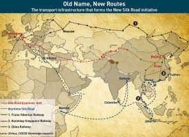 Silk Roads, Night Trains and the Third Industrial Revolution in China … by Pepe Escobar