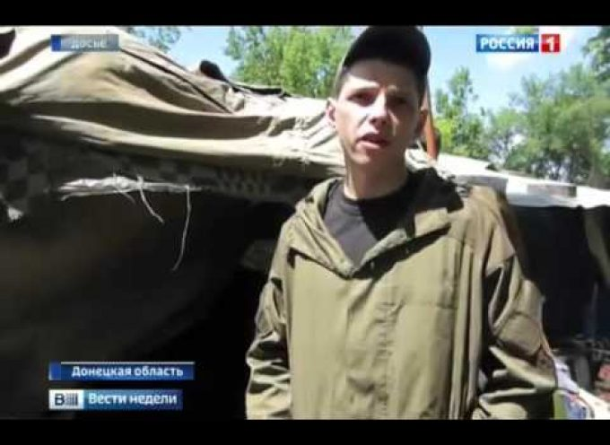 German ZDF TV Channel falsifies information regarding Donbass | Eng Subs (MUST SEE!)