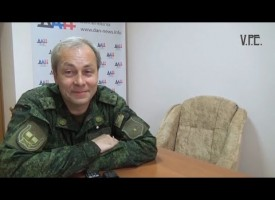 VPE Special| Interview DPR Deputy Defense Minister Eduard Basurin | Eng Subs