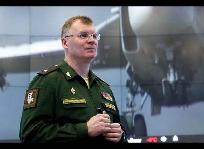 Most interesting statement of Major General Igor Konashenkov (MUST SEE!)