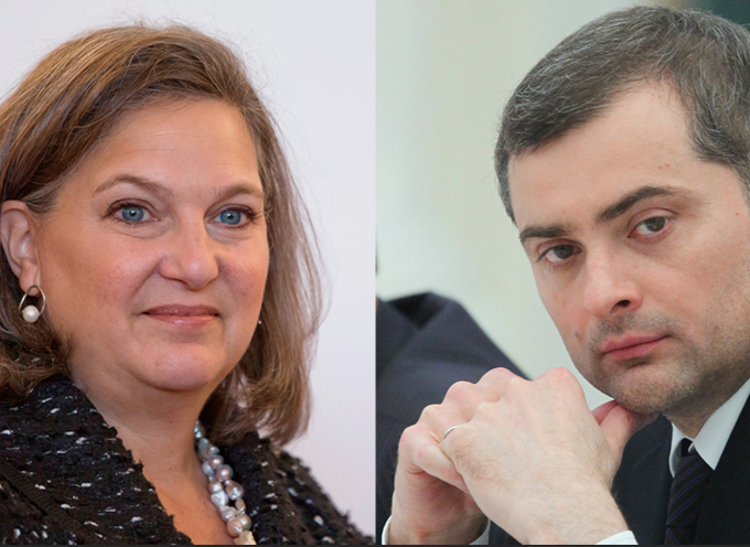 Nuland-Surkov Meeting: US Tries to Re-Write Minsk II: Russia Says No