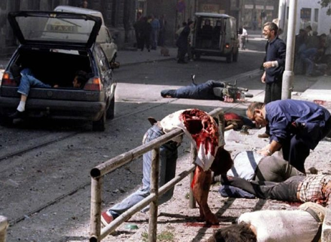 Bosnian-Muslim witness confirms that the Markale Massacre was a false flag