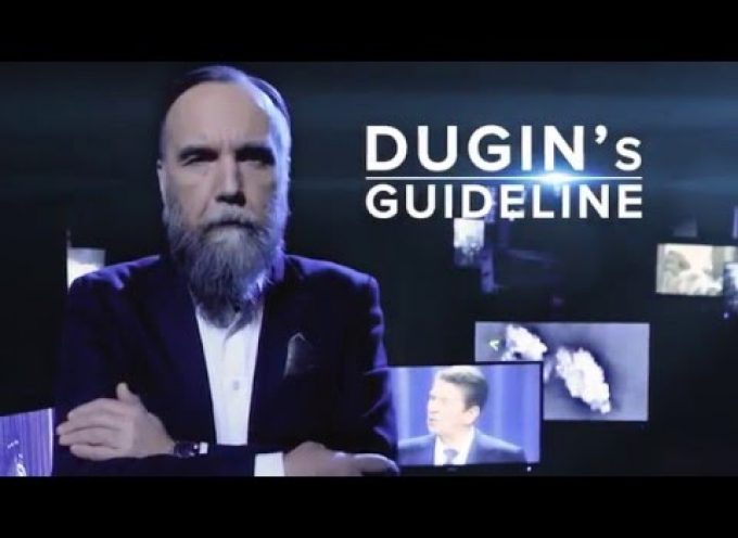 Dugin's Guideline – In Trump We Trust