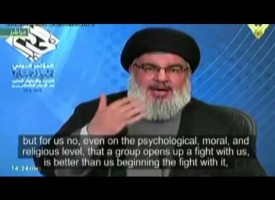 Hezbollah leader: Al-Qaeda north-east of Lebanon defeated – English Subtitles