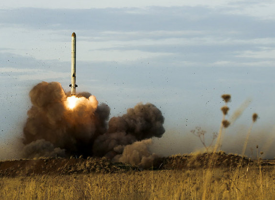 Technology SITREP: the Iskander-M Operational-Tactical Missile System