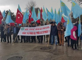 Turkey is behind the (some of the) Crimean Tatars