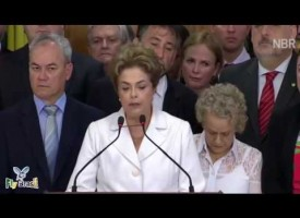 Historical speech of Brazilian President Dilma Roussef (with English Subtitles)