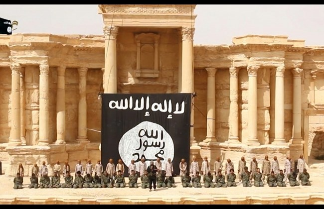 Daesh mass murders in Palmyra