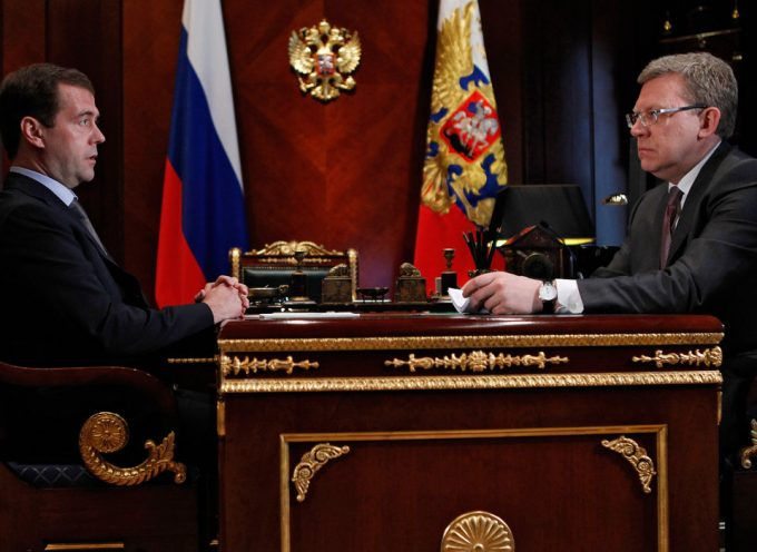 Kudrin Returns?