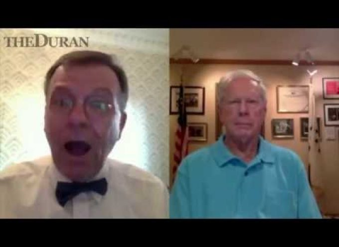 The Duran Interviews Paul Craig Roberts: A Warning from a Fierce Critic of Washington