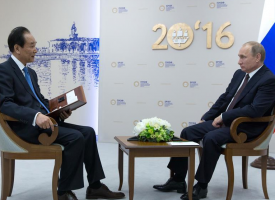 Full text of Xinhua's exclusive interview with President Putin