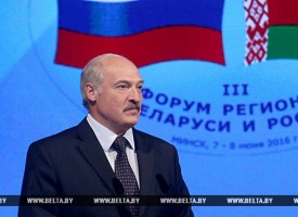 Alexander Lukashenko: Belarus and Russia adequately respond to NATO buildup on the borders of our Union