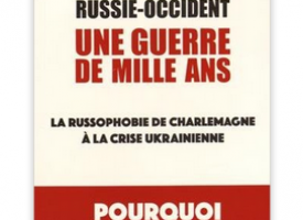 "Guy Mettan's book on russophobia is a ""must read"" for any person interested in Russia"