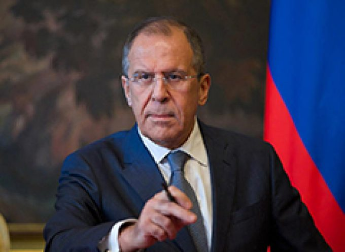 Russian Foreign Minister Sergey Lavrov and German Steinmeier made statements in Yekaterinburg [Updated]