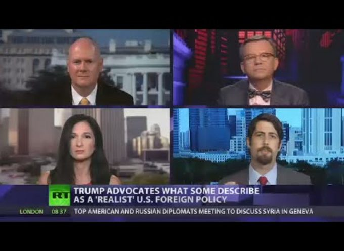 CrossTalk: The Trump Doctrine