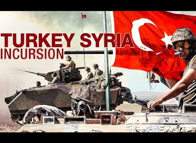 The Debate – Turkey Syria Incursion (Ft. Soraya Sepahpour-Ulrich)