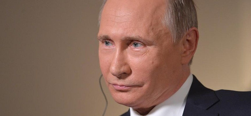 Russia's President Vladimir Putin Interview to Bloomberg