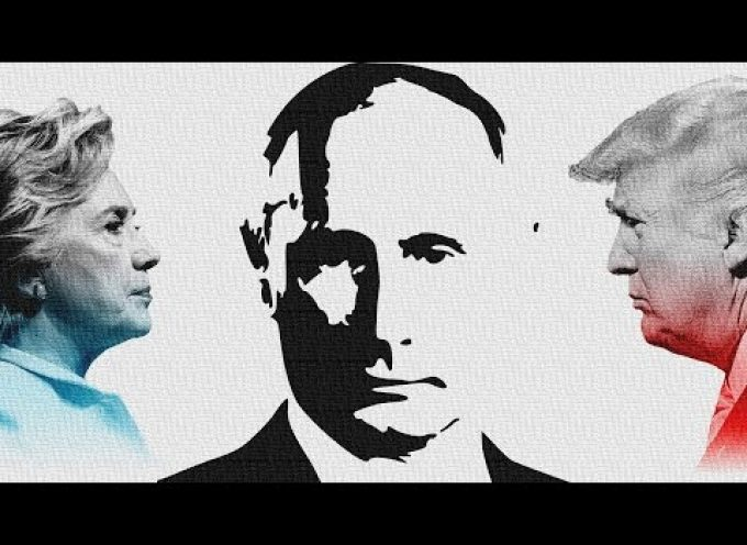 Will Trump save America like Putin saved Russia?  (Saker article made into video!)