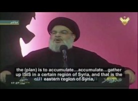 Hezbollah Leader explains how US still using ISIS & Al-Qaeda in Syria – English Subs