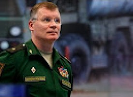 General Konashenkov: Russia will take down any unidentified flying objects in Syria