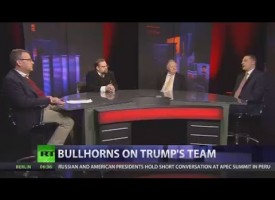 CrossTalk: Bullhorns on Trump's Team