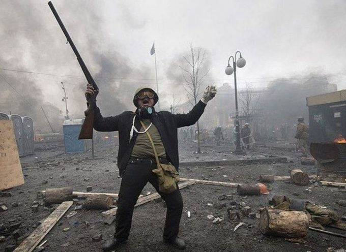 The Ukraine claims to be ready for an imminent war, today or tomorrow :-)