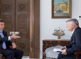 President al-Assad: United States and its Western allies are to blame for failure of latest ceasefire